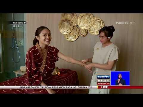 Sensasi Spa Lumpur Unik di Pulau Dewata - NET NEWS