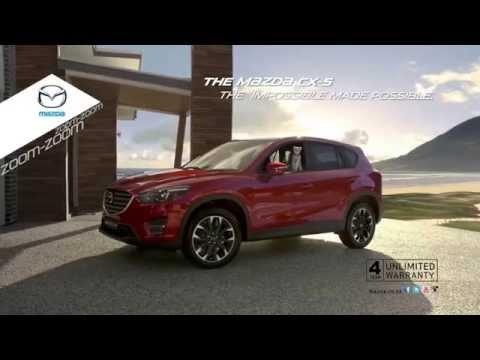 Mazda  Cx5 Паркетник класса J - рекламное видео 2