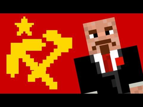 Soviet/USSR Anthem Minecraft Parody