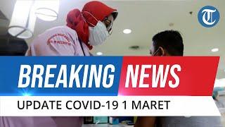 BREAKING NEWS: UPDATE Covid-19 Indonesia Senin 1 Maret 2021: 6.680 Kasus Baru