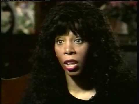 Donna Summer   Interview About Her Art