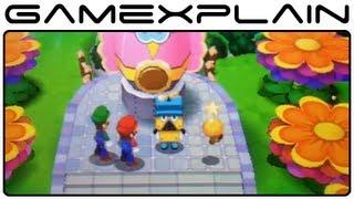 "Mario&Luigi: Dream Team: Full E3 ""Real World"" Demo Playthrough (25-Minutes of Gameplay!)"
