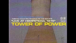 Tower Of Power   April 11, 1975   Calderone Concert Hall   Hempstead, Long Island, N Y