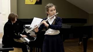 Лада Воскресенская (флейта)