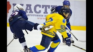 Детские травмы в хоккее.  Часть 1. Childhood injuries in ice hockey. Part 1.