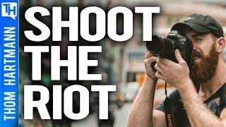 The Photographer INSIDE the Capitol (w/ Ron Haviv)