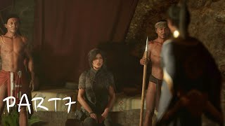 ✓Shadow Of The Tomb Raider PART 7 GAMEPLAY (PC) @1080P HD✓
