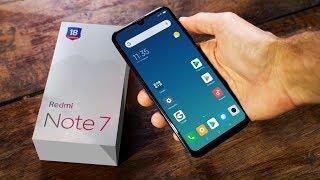 Xiaomi Redmi Note 7 - ЯДЕРНАЯ БОМБА 🔥🔥🔥  почти даром!!!