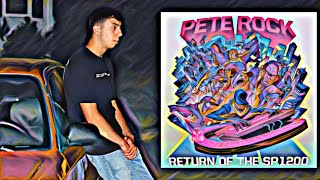 Pete Rock   Below 0 (Remix) Ft Antmatic