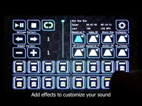 Video of BoomBox - Drum Computer