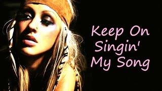Christina Aguilera- Keep On Singin' My Song (Traducida al Español) HD