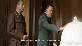 Hitler Plans to Build His Own Theme Park