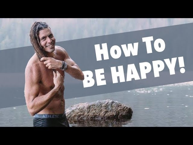 4 Scientific Ways to Be Happier - Make Dopamine, Oxytocin, Serotonin and Endorphins work for you