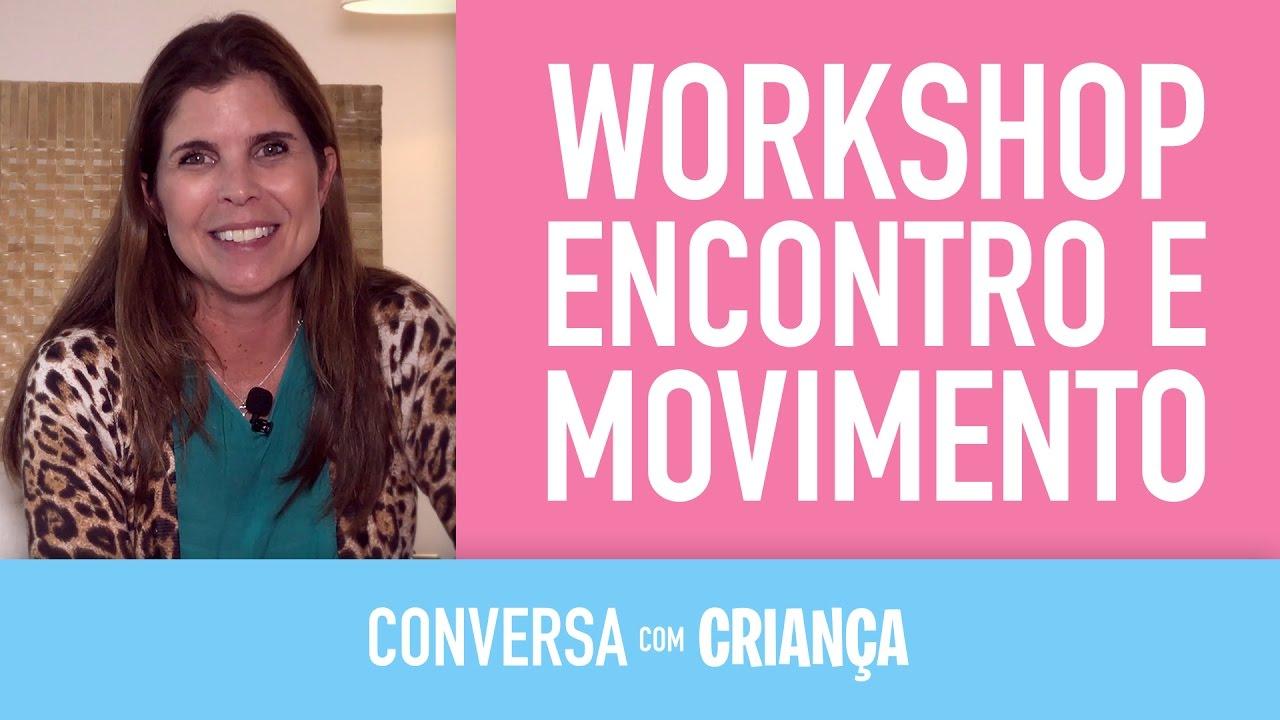 Workshop Encontro e Movimento | Daniella Freixo de Faria