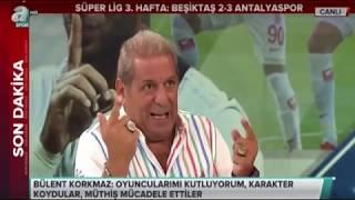 Erman Toroğlu: ANTALYA HAKEME RAĞMEN BEŞİKTAŞ'I YENDİ - Beşiktaş 2-3 Antalyaspor 26.08.2018