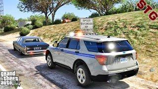 2020 FORD EXPLORER  SOUTH CAROLINA PATROL!!!  #142 (GTA 5 REAL LIFE PC POLICE MOD)
