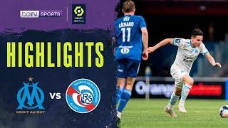 Marseille 1-1 Strasbourg Pekan 35