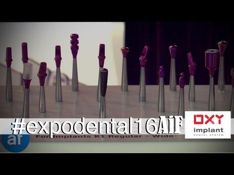 Oxy Implant: produzione impianti dentali