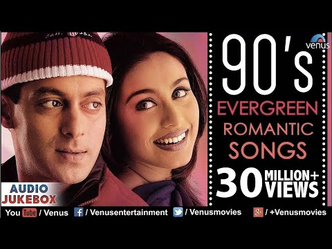 90 S Evergreen Romantic Songs Most Romantic Hindi Songs Audio Jukebox Hindi Love Songs