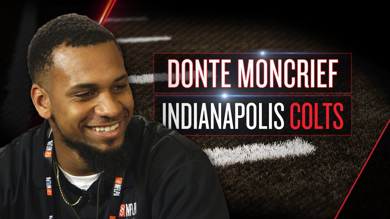 Donte Moncrief on new Colts role, Andrew Luck, exotic pets (2014 NFLPA Rookie Premiere) thumbnail