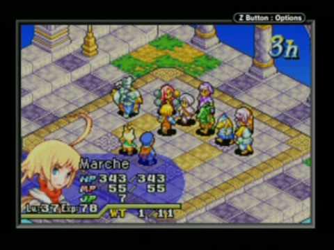 Final Fantasy Tactics Advance GBA