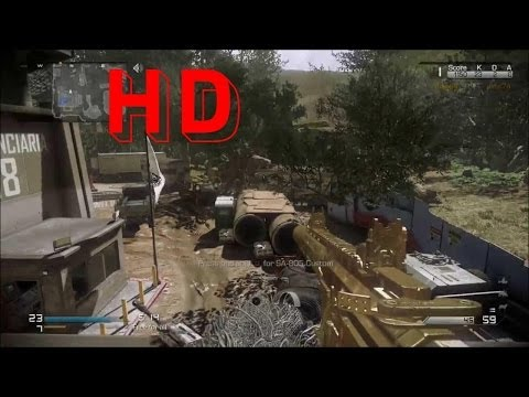 30-3 CoD Ghosts Live Commentary