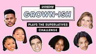 Chloe X Halle, Luka Sabbat, And Their Grown Ish Co Stars Play Superlatives