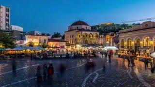 Visit Greece, Athens