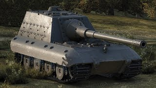 World of Tanks Jagdpanzer E100 - 6 Kills 10,3K Damage
