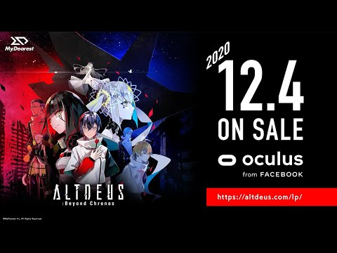 Trailer de lancement Oculus de ALTDEUS: Beyond Chronos