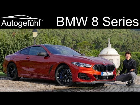 External Review Video fL3xYZ0TT7o for BMW 8 Series Coupe (G15)