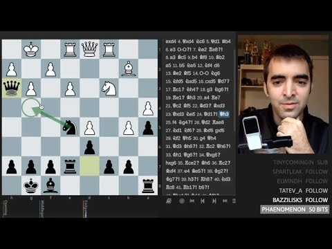 Small time chess streamer enters an anonymous online chess tournament, unknowingly beats the world champion in the first game.