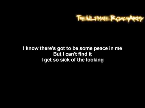 Three Days Grace - Happiness [Lyrics on screen] HD