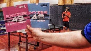 [TT] Joola Rhyzer 43 vs. 48