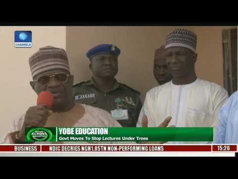 Yobe Education: State Government Increases Funding