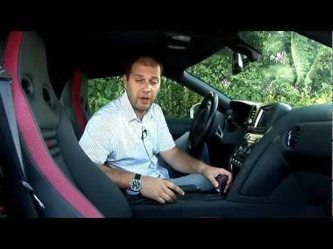 Nissan  Gt R Купе класса A - тест-драйв 1