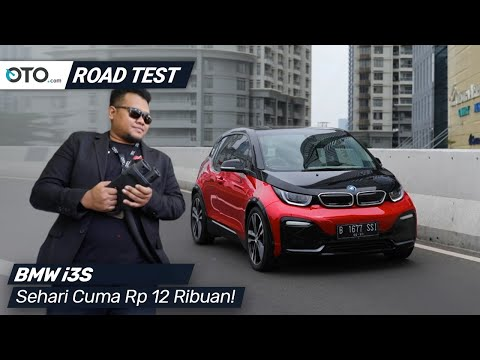 BMW i3S | Road Test | Mobil Listrik Anti Mainstream | OTO.com