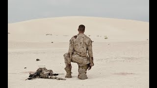 士兵踩中地雷, 52小时不敢动,挖开沙子,彻底傻眼