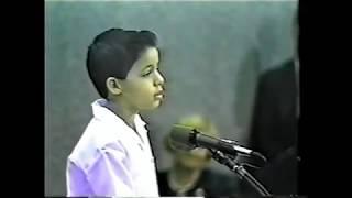 El mejor discurso de un niño a un presidente de Mexico.