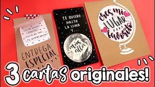 3 TARJETAS ORIGINALES Para Tu NOVIO/MEJOR AMIGA💕 Especial Del Día Del AMOR Y La AMISTAD!