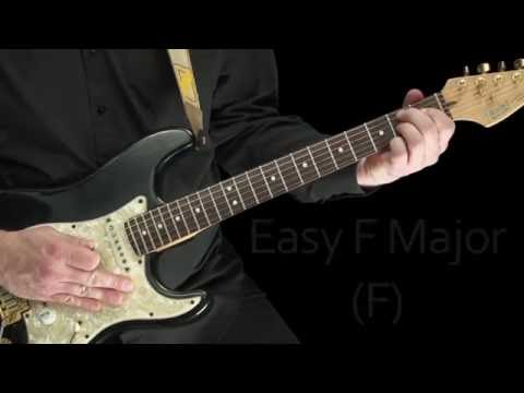 Learn Guitar Lesson - Basic Open Chords