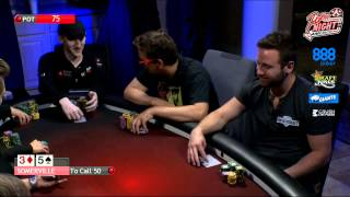 Poker Night in America | Live Stream | 7-20-15 | Twitch Cash Game - Las Vegas, NV (3/4)