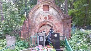 #Москва#Смоленск#Рославль#Смоленская обл ,г Рославль,Вознесенское кладбище,заброшенная история город