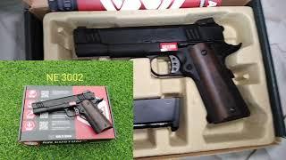 รีวิวบีบีกัน ปืนสั้นอัดแก็ส ติดตลาดยอดนิยม 2019 มีตัวไหนบ้างพร้อมบอกราคา