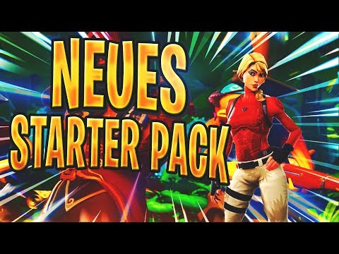 NEUES FORTNITE STARTERPACK 🔥 Fortnite Live Deutsch 🔥 Abozocken 🔥 VERLOSUNG Fortnite 🔥