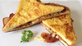 BACON AND EGG FRENCH TOAST RECIPE THING  - Gregs Kitchen