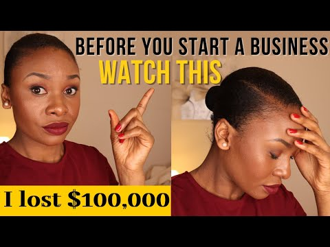 , title : '5 BUSINESS MISTAKES TO AVOID | Watch This Before You Start Your Business !
