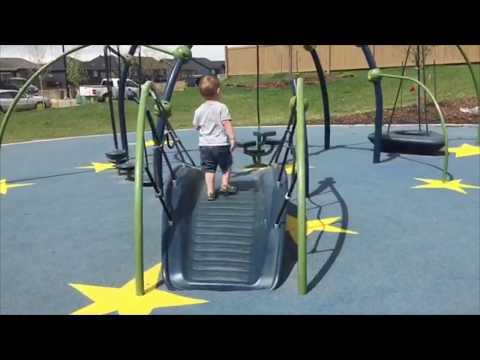 Edmonton Parks - Aurora Toddler Park