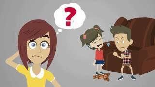 Анимационный видеоролик для рекламы на телевиденье