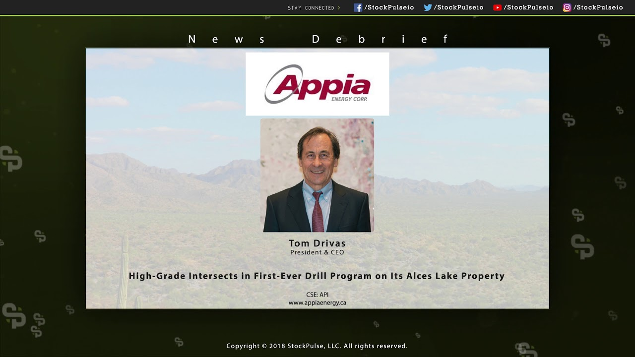High-Grade Intersects in First-Ever Drill Program on Its Alces Lake Property